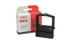 OKI Ribbon Cassette Fabric Nylon Black [for 520]