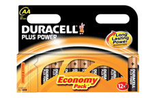 Duracell Plus Power Battery Alkaline 1.5V AAA