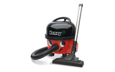 Numatic Henry Vacuum Cleaner 620W 9 Litre Red