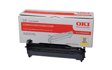 OKI Laser Drum Unit Page Life 15000pp Yellow