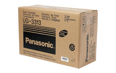 Panasonic Fax Ribbon Thermal Process Unit Page Life 10000pp Black