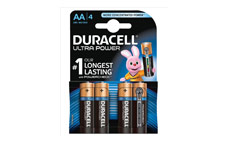Duracell Ultra Power MX1500 Batteries AA 1.5V