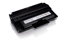 Dell No. HX756 Laser Toner Cartridge High Capacity Page Life 6000pp Black