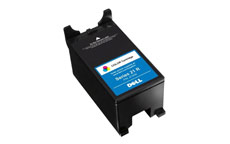 Dell No. X740N Series 21R Inkjet Cartridge Standard Capacity Page Life 170pp Colour