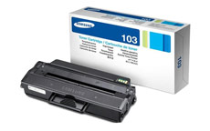 Samsung Laser Toner Cartridge and Drum Unit Page Life 2500pp Black