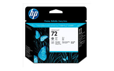 Hewlett Packard No. 72 Printhead Grey & Photo Black