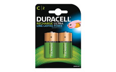 Duracell Battery Rechargeable Accu NiMH 2200mAh C