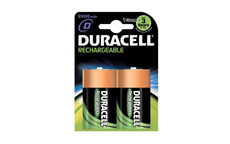 Duracell Battery Rechargeable Accu NiMH 2200mAh D