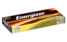 Energizer Industrial Battery Long Life LR03 1.5V AAA