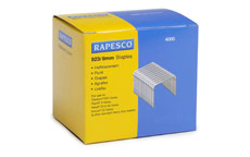 Rapesco Heavy Duty Staples 923/8mm
