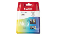Canon PG-540/CL-541 Inkjet Cartridge Page Life 180pp Black/Colour