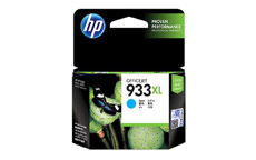 Hewlett Packard No. 933XL Inkjet Cartridge Page Life 825pp Cyan