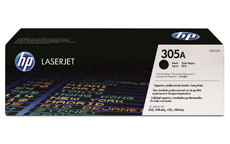Hewlett Packard No. 305A Laser Toner Cartridge Page Life 2200pp Black