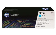 Hewlett Packard No. 305A Laser Toner Cartridge Page Life 2600pp Cyan