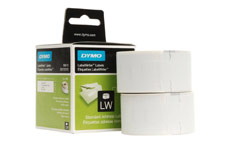 Dymo Labelwriter Labels Standard Address 28x89mm