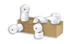 Cash Register Rolls 76x76x12.7mm Length 62m [Pack 20]