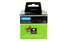 Dymo Labelwriter Labels Name Badge and Shipping