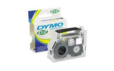 Dymo 69241 24mm D2 White Tape