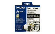 Brother Label Shipping 62x100mm White