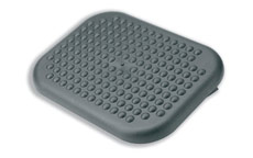 Footrest Comfort Adjustable Charcoal
