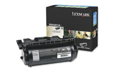 Lexmark Laser Toner Cartridge Return Program Page Life 6000pp Black