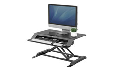 Fellowes 8215001 Lotus LT Sit-Stand Workstation