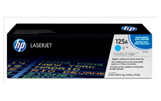 Hewlett Packard No. 125A Laser Toner Cartridge Page Life 1400pp Cyan