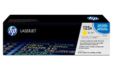 Hewlett Packard [HP] No. 125A Laser Toner Cartridge Page Life 1400pp Yellow