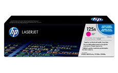 Hewlett Packard [HP] No. 125A Laser Toner Cartridge Page Life 1400pp Magenta