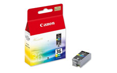 Canon CLI-36 Inkjet Cartridge Colour
