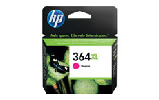 Hewlett Packard No. 364XL Inkjet Cartridge Page Life 750pp Magenta