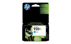 Hewlett Packard [HP] No. 920XL Inkjet Cartridge Page Life 700pp Cyan