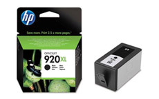 Hewlett Packard No. 920XL Inkjet Cartridge Page Life 1200pp Black