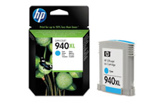 Hewlett Packard No. 940XL Officejet Inkjet Cartridge Page Life 1400pp Cyan