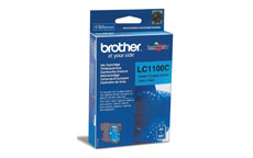 Brother Inkjet Cartridge Page Life 325pp Cyan