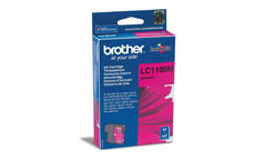 Brother Inkjet Cartridge Page Life 325pp Magenta