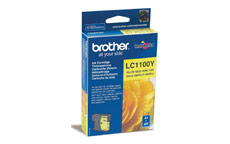 Brother Inkjet Cartridge Page Life 325pp Yellow