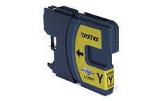 Brother Inkjet Cartridge Page Life 260pp Yellow