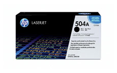 Hewlett Packard [HP] No. 504A Laser Toner Cartridge Page Life 5000pp Black