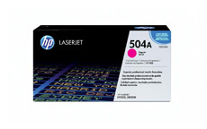 Hewlett Packard [HP] No. 504A Laser Toner Cartridge Page Life 7000pp Magenta