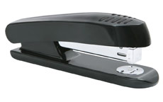 5 Star Stapler Full Strip Plastic Capacity 20 Sheets Black