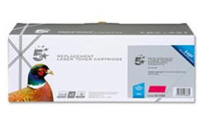 5 Star Compatible Laser Toner Cartridge Page Life 1400pp Magenta [HP No. 125A CB543A Alternative]