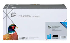 5 Star Compatible Laser Toner Cartridge Page Life 10500pp Black [HP No. 504X CE250X Alternative]