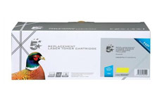 5 Star Compatible Laser Toner Cartridge Page Life 1300pp Yellow [HP No. 128A CE322A Alternative]