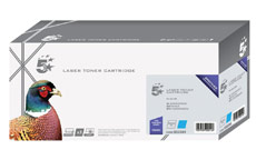 5 Star Compatible Laser Toner Cartridge Page Life 1400pp Cyan [Brother TN230C Alternative]