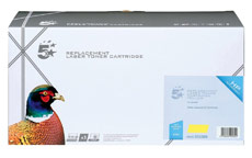 5 Star Compatible Laser Toner Cartridge Page Life 11000pp Yellow [HP No. 648A CE262A Alternative]