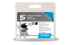 5 Star Compatible Inkjet Cartridge Page Life 700pp Black [HP No. 920XL CD975AE Alternative]
