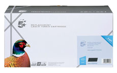 5 Star Compatible Laser Toner Cartridge Page Life 8500pp Black [HP No. 647A CE260A Alternative]