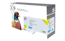 5 Star Compatible Laser Toner Cartridge Page Life 1000pp Cyan [Samsung CLT-C4072S Alternative]