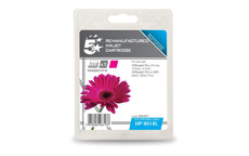 5 Star Compatible Inkjet Cartridge Page Life 2300pp Magenta [HP No. 951XL CN047AE Alternative]